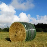 Wrapping Bales - John Deere B-Wrap®