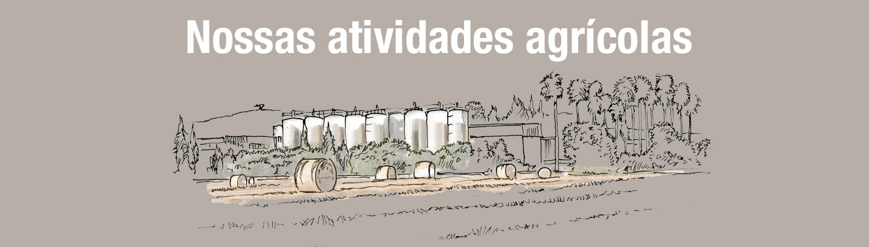Atividades agrícolas