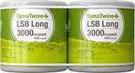 TamaTwine Plus LSB Long 3000 Pack