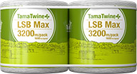TamaTwine Plus LSB Max 3200 Pack