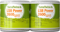 TamaTwine Plus LSB Power 2600 Pack
